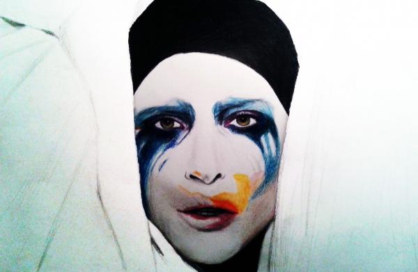 Lady Gaga by kjerjen